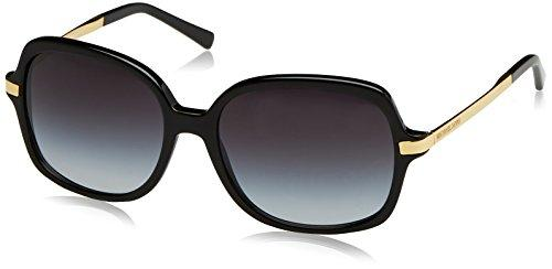 Michael Kors Womens 0MK2024 Black Sunglasses