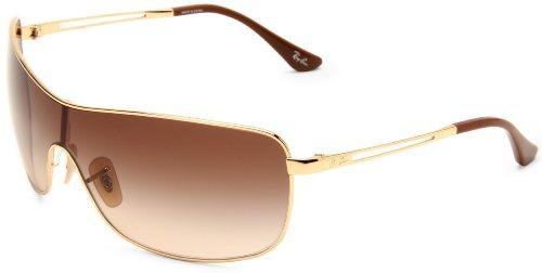 Ray-Ban RB3466 - ARISTA Frame BROWN GRADIENT Lenses 35mm Non-Polarized