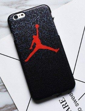 3SA STORE USA Case iPhone 7 SEA Hard Plastic Michael [AIR] Supreme Jordan Legend black basketball air basket 23 nba player