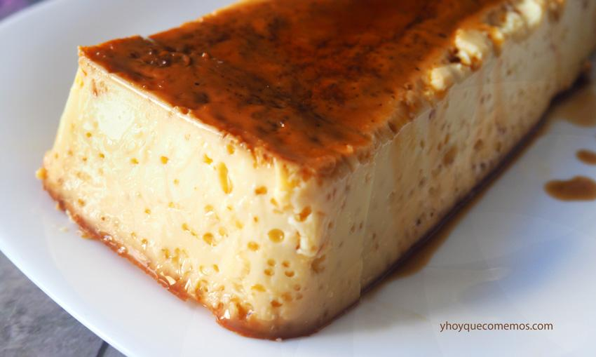 quesillo receta 1