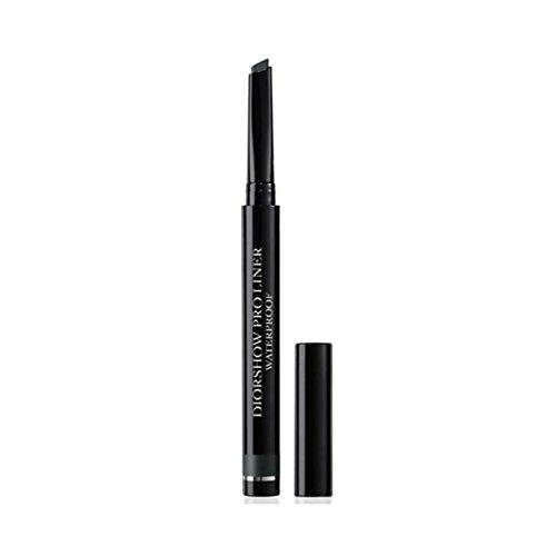 Christian Dior Diorshow Pro Liner Waterproof Bevel-Tip Eyeliner, 082 Pro Anthracite, 0.01 Ounce