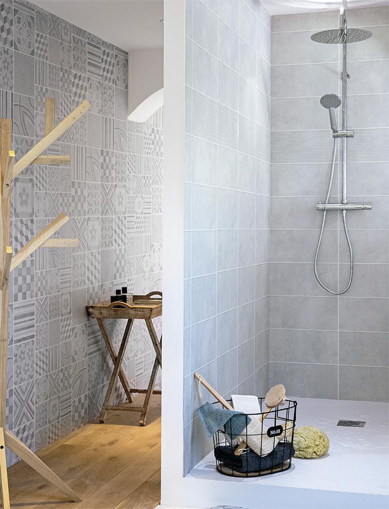 Revestimiento paredes for Revestimiento ducha