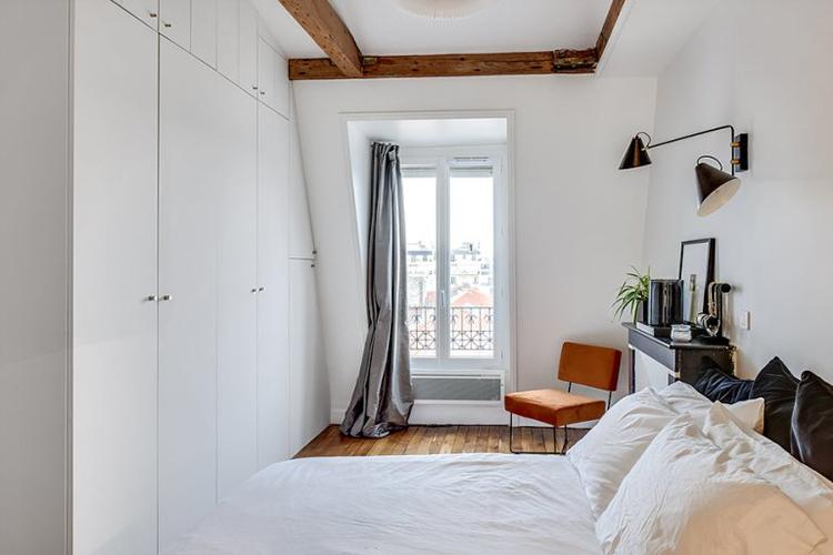 paris bedroom