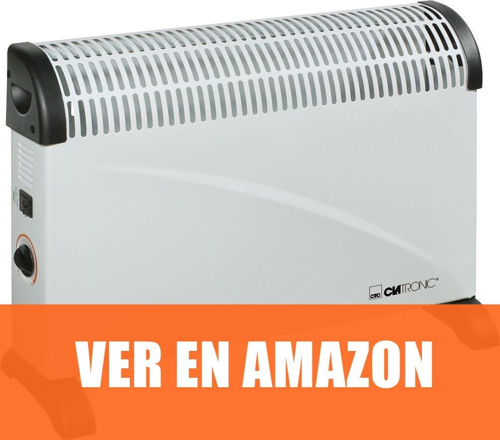Clatronic KH 3077 - Convector con termostato regulable