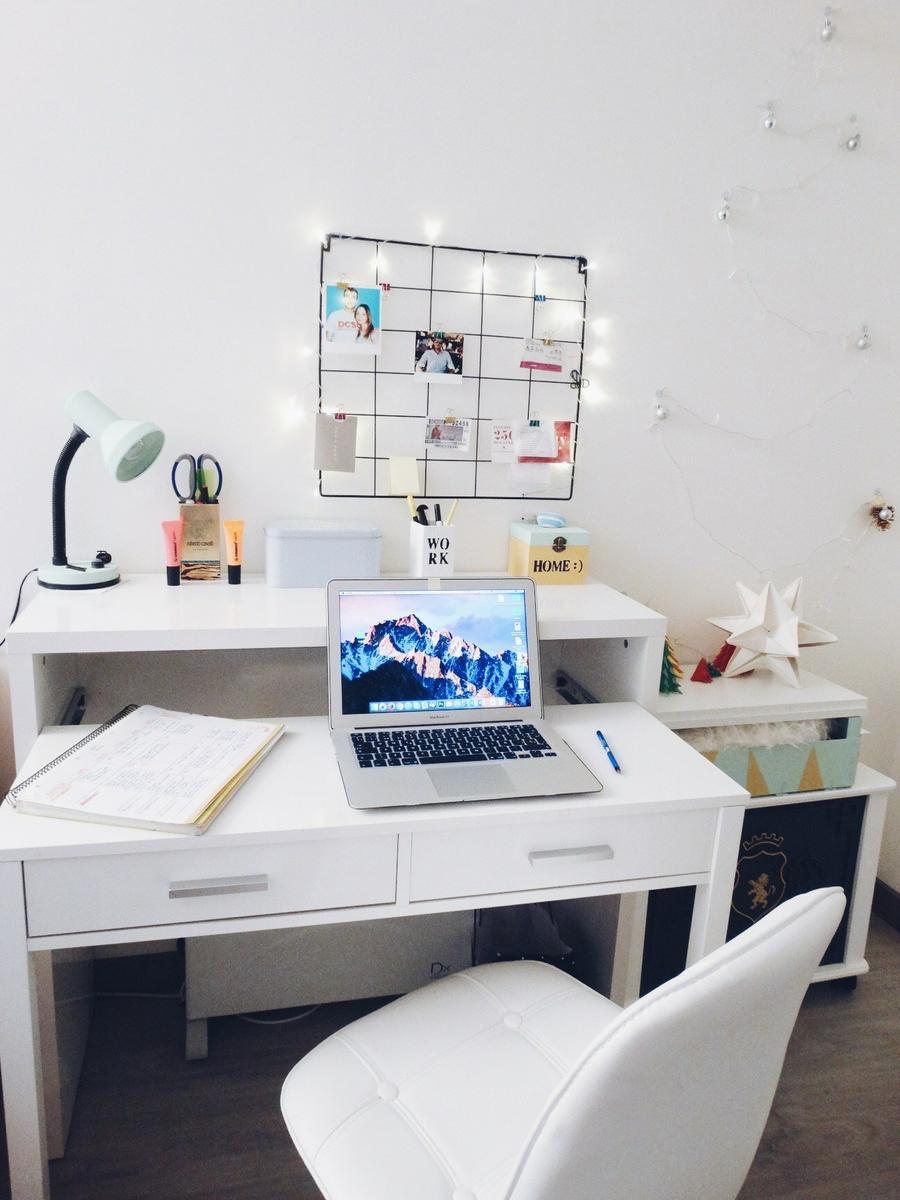 Bonito Zona De Trabajo En Casa Imagen - Ideas de Decoración de ...