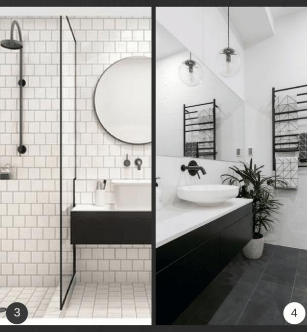 Tu casa en blanco y negro: Inspírate aquí con más de 60 ...