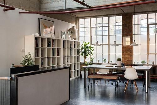AN3 house loft london