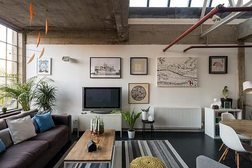 AN5 nuevo loft london 410 Architects