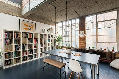 AN9 loft 410 Architects