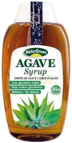 Naturgreen Syrup/Sirope Agave Bio 500 Ml / 690 G
