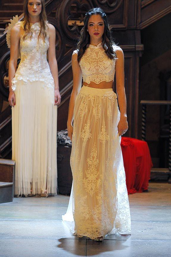 Vestidos novia Jordi Dalmau Bridal Fashion Week