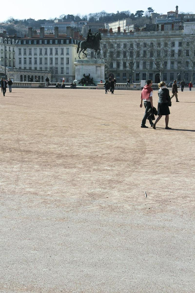 Plaza de Bellecour (Lyon)