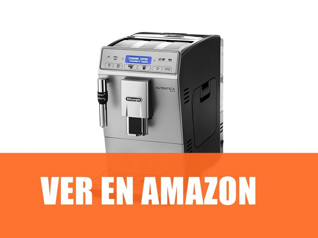 DeLonghi Autentica Plus - Cafetera