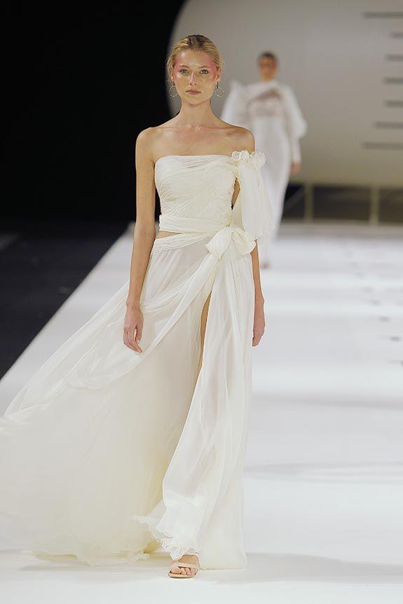 Vestidos novia Yolancris Bridal Fashion Week