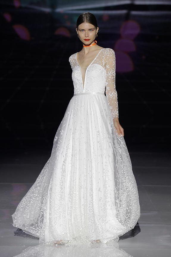 Vestidos novia Marylise y Rembo Styling bridal Fashion Week