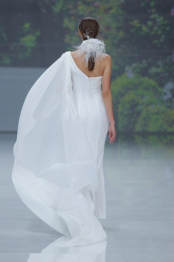 vestidos novia Ana Torres Bridal Fashion Week