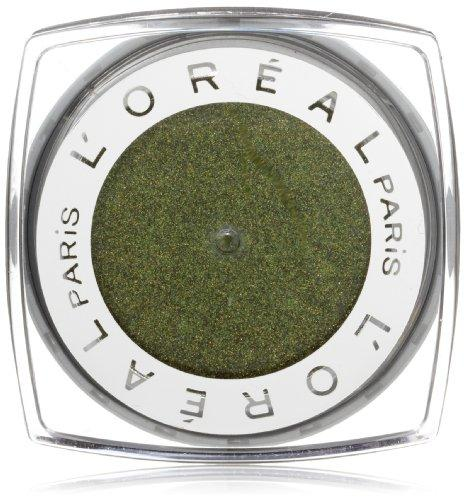 LOreal Paris Infallible 24 HR Eye Shadow, Golden Emerald, 0.12 Ounces