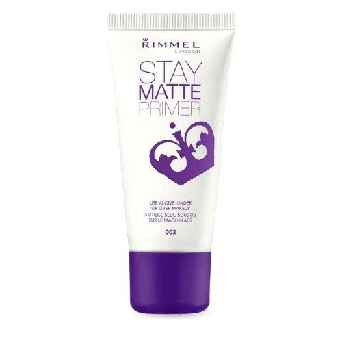 (3 Pack) RIMMEL LONDON Stay Matte Primer - Matte Primer by Rimmel
