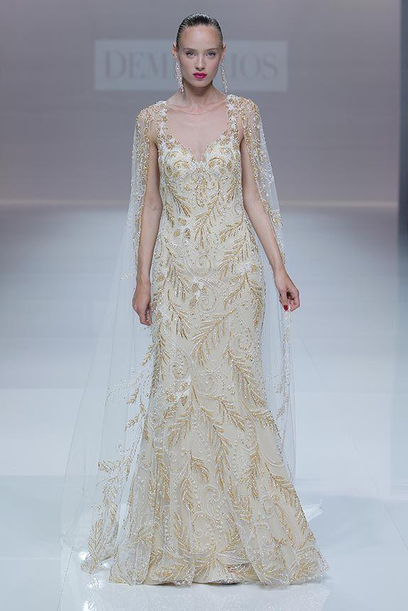 Vestidos novia Demetrios boda Bridal Fashion Week
