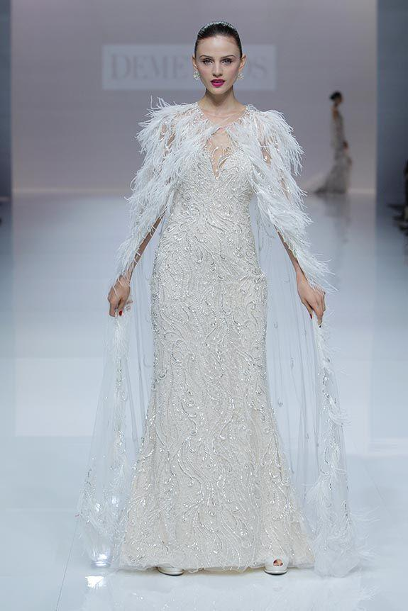 Vestidos novia boda Demetrios Bridal Fashion Week
