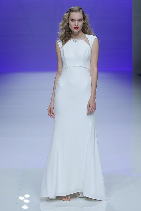 vestidos novia Maggie Sottero Bridal Fashion Week