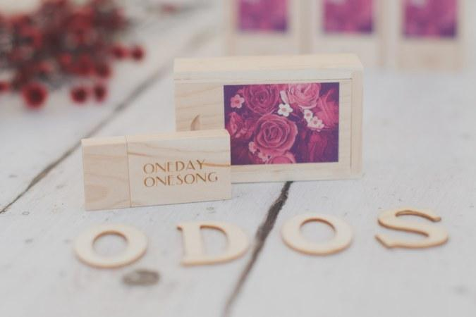 one day one song video de boda