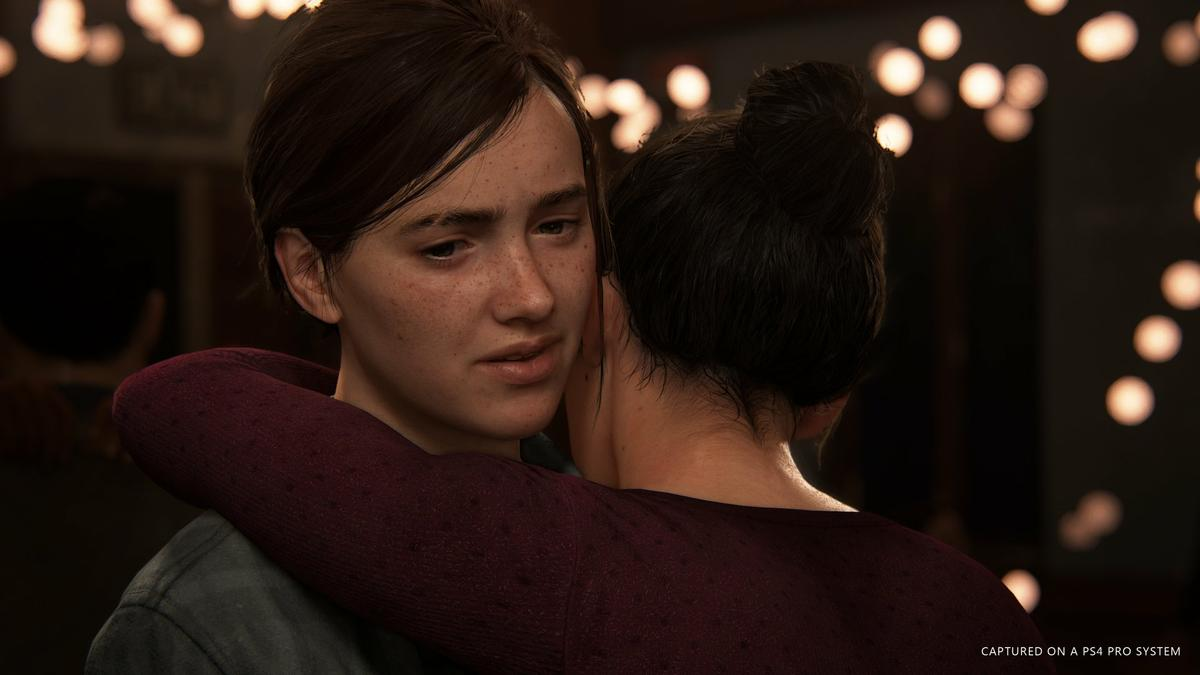 el primer gameplay tráiler de The Last of Us Part II