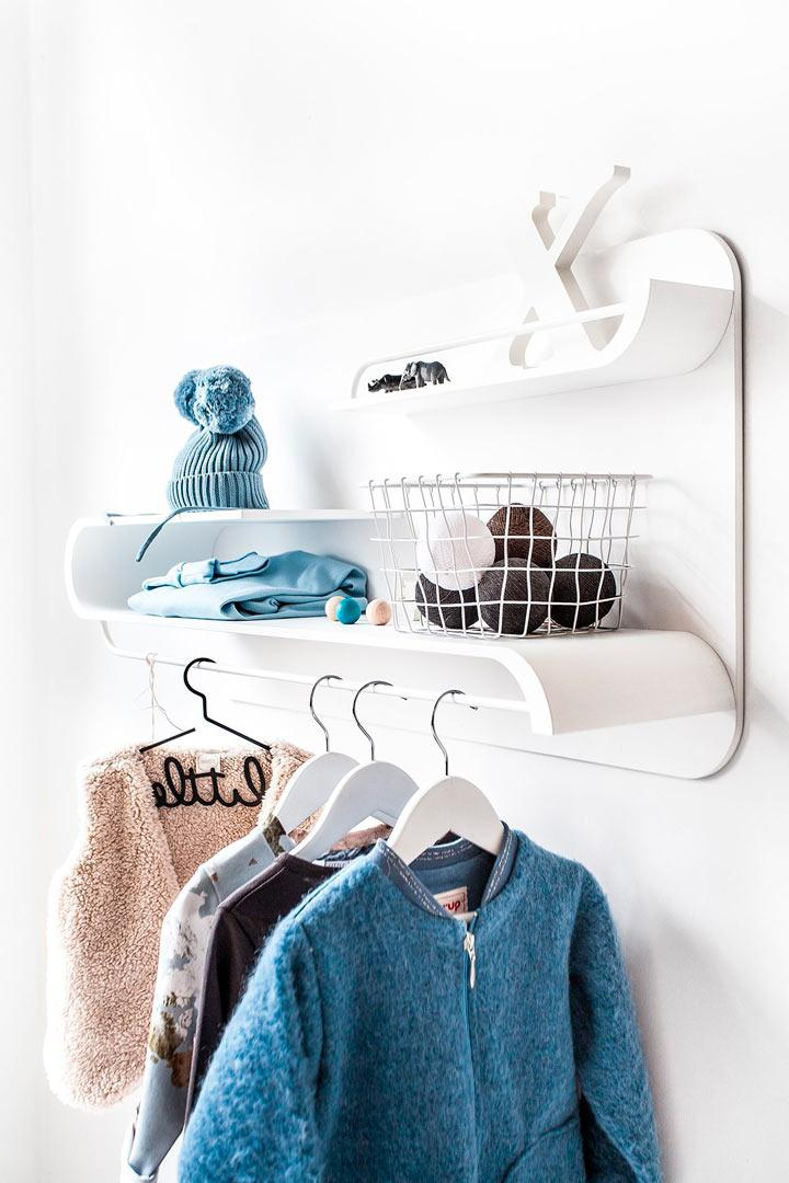 Ideas para dormitorios infantiles: rafa-kids-estante-white-shelf-toc-toc-kids