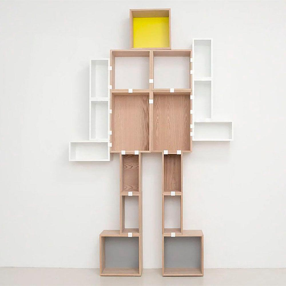 Ideas para dormitorios infantiles: muuto-estantes-stacked-shelves-toc-toc-kids