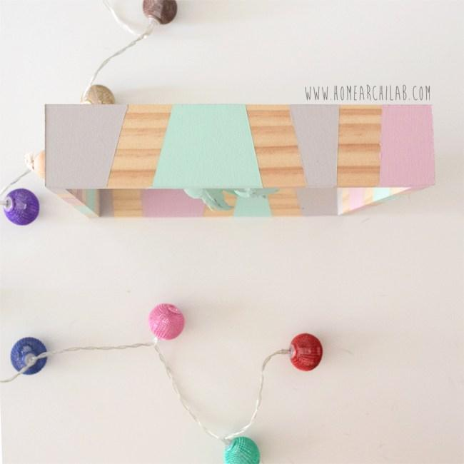 diy marco decorativo con pajaritos