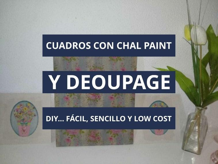cuadros-con-chalk-paint-y-decoupage