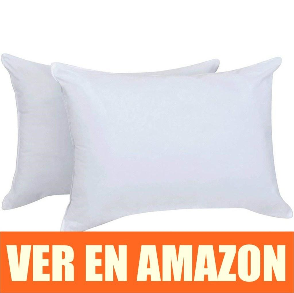 Louisiana Bedding - Pack de 2 Almohadas
