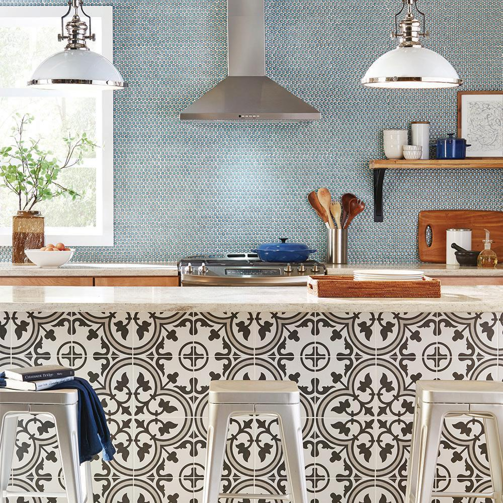 transform your kitchen with boho tiles 7