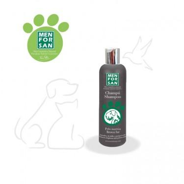 MENFORSAN SHAMPOO INTENSIFICADOR COLOR MARRÓN  | Best for Pets