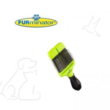 FURMINATOR SOFT GROOMING SLICKER | Best for Pets