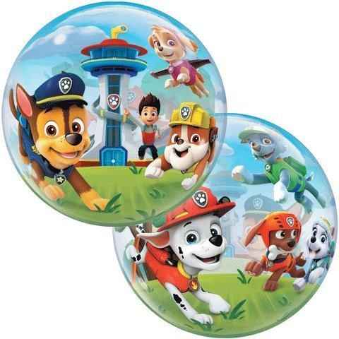 "22"" Paw Patrol Bubble Balloon"