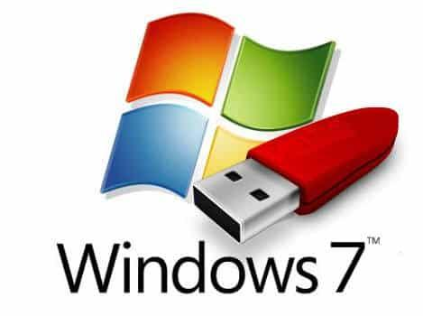 Como arrancar windows 7 desde usb
