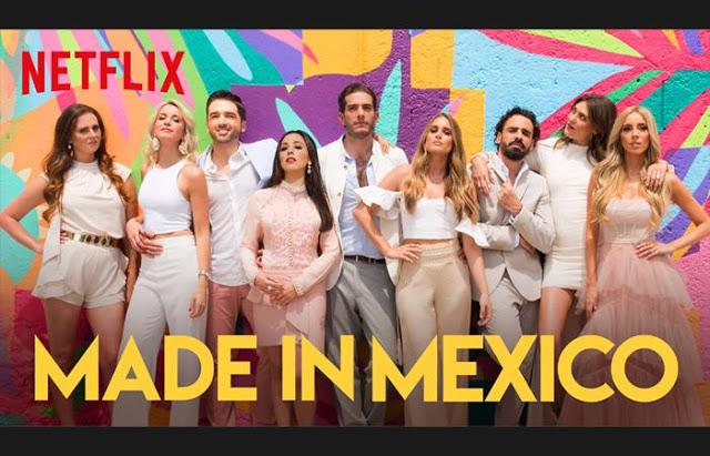 Made in Mexico reality show