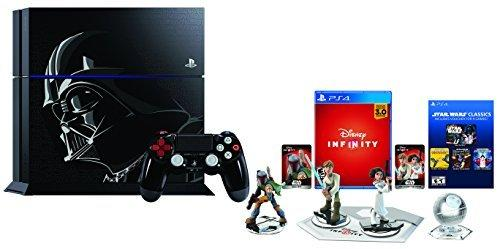 PlayStation 4 Limited Edition Disney Infinity 3.0: STAR WARS 500GB Bundle (PS4)