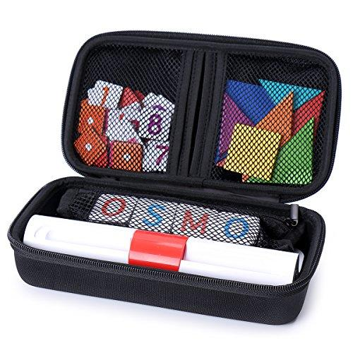 Osmo Genius Kit Carrying Case fits Osmo Base Words Numbers Tangram by CQNET