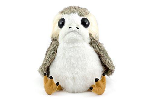 Underground Toys The Last Jedi: Life-Sized Interactive Action PORG Plush