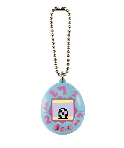 Tamagotchi mini, Blue with Pink
