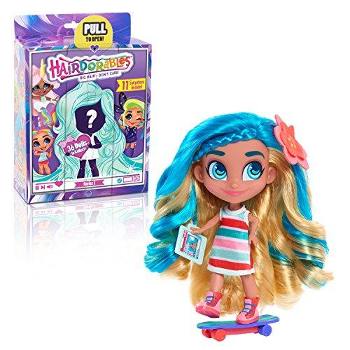 Hairdorables ‐ Collectible Surprise Dolls and Accessories: Series 1 (Styles May Vary)