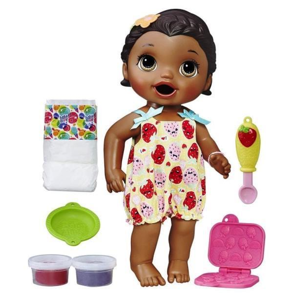 Baby Alive Super Snacks Lilly Doll