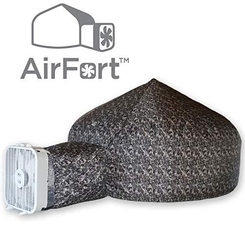 Air Fort The Original Build A Fort in 30 Seconds, Inflatable for Kids, Digital Camo