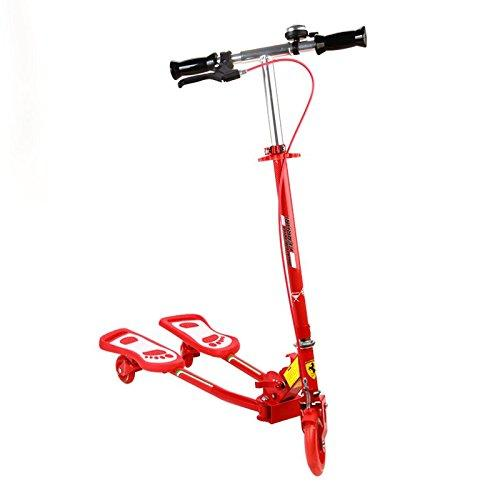 Ferrari Frog Scooter, Red