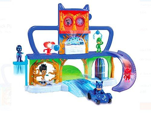 PJ Masks Headquarters Palyset with Catboy