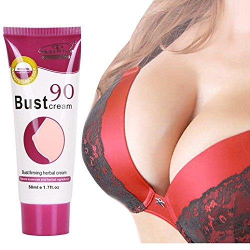 Breast CreamLtrottedJ Firming Breast Cream Natural Breast Enlargement Bust Essential Oil Augmentation