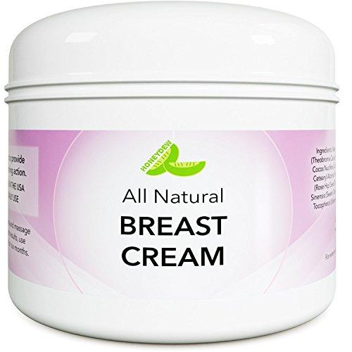 Bust Firming And Lifting Body Butter For Women Natural Body Lotion To Tone & Tighten Chest Area With Cocoa Butter & Vitamin E Herbal Chest Enlargement Anti Aging Formula to Increase Cleavage & Curves