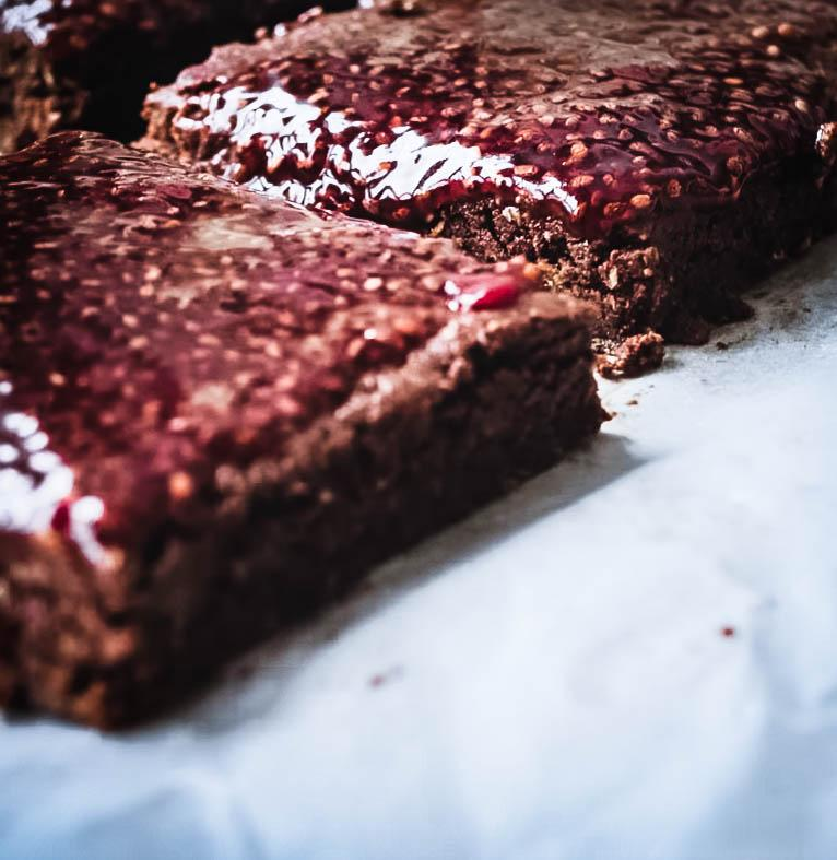 brownie vegano facil